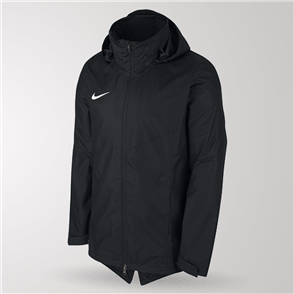 Nike Junior Academy 18 Rain Jacket – Black