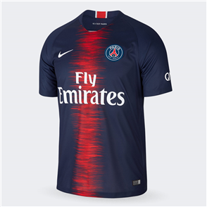 Nike 2018-19 Paris Saint-Germain Home Shirt