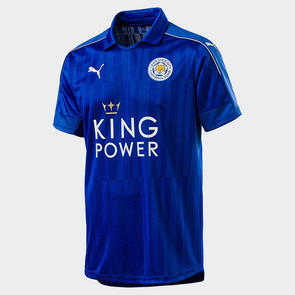 Puma 2016-17 Leicester City Home Shirt