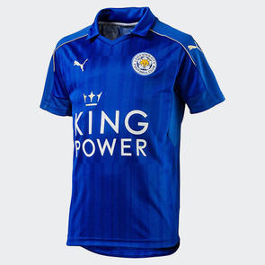 Puma Junior 2016-17 Leicester City Home Shirt