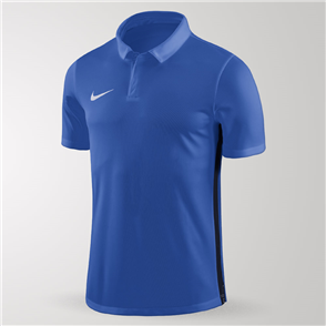 Nike Academy 18 Polo – Blue