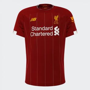 New Balance Junior 2019-20 Liverpool Home Shirt