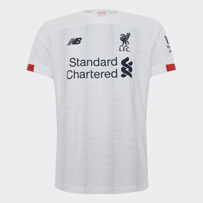 New Balance 2019-20 Liverpool Away Shirt