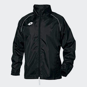 Lotto Delta Shell Jacket – Black
