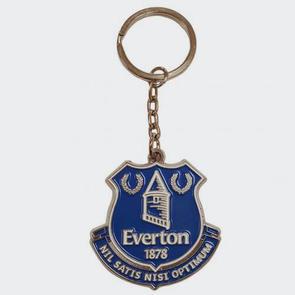 Everton Keyring