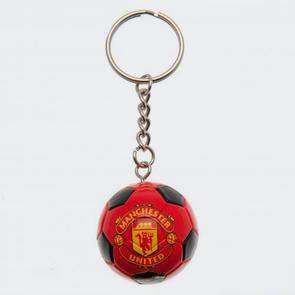 Manchester United Football Keyring
