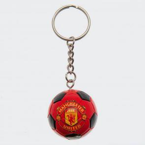 Manchester United Football Keyring