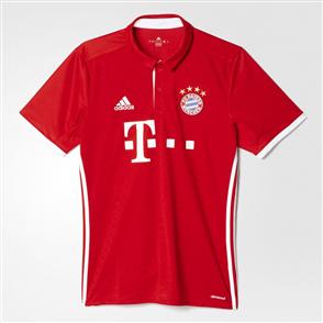adidas 2016-17 Bayern Munich Home Shirt