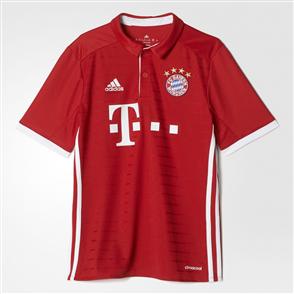 adidas Junior 2016-17 Bayern Munich Home Shirt