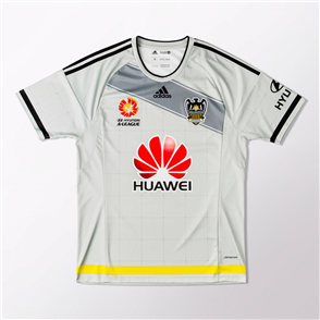 adidas 2016-17 Wellington Phoenix Away Shirt