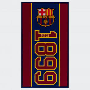 Barcelona Towel