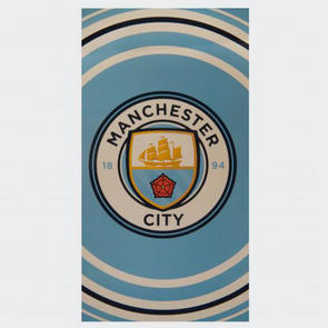 Manchester City Towel