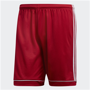 adidas Squadra 17 Short – Red