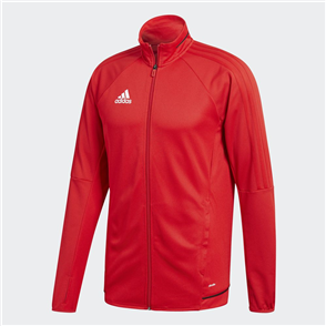adidas Tiro 17 Training Jacket – Red