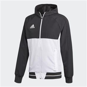adidas Tiro 17 Presentation Jacket – Black/White