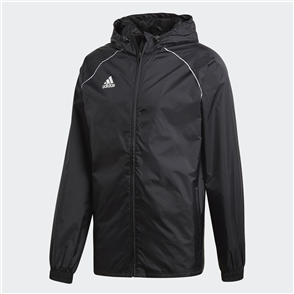 adidas Core 18 Rain Jacket – Black