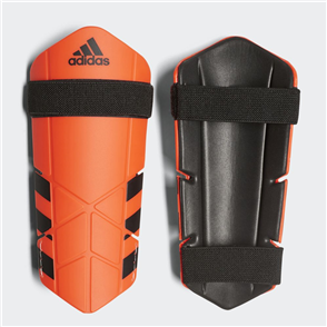 adidas Ghost Lite Shin Guard – Red/Black