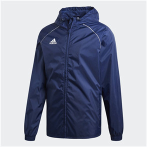 adidas Core 18 Rain Jacket – Navy