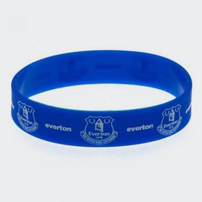 Everton Silicone Wristband