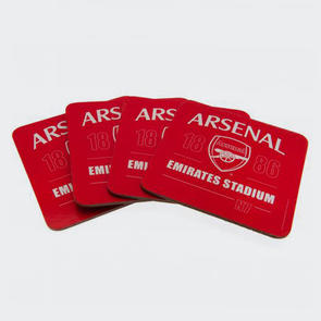 Arsenal Coaster Set