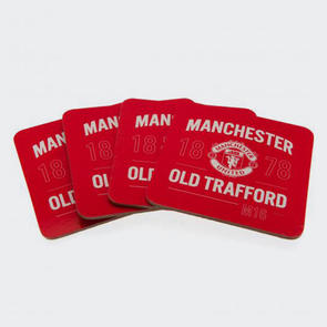 17c6016ce Manchester United Coaster Set