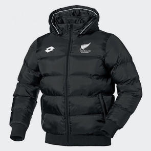 Lotto New Zealand Football Referees Puffer Jacket