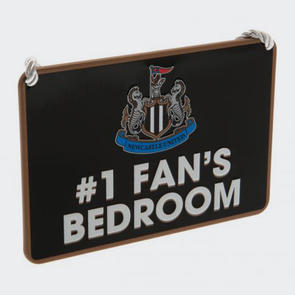 Newcastle United Bedroom Sign No.1 Fan