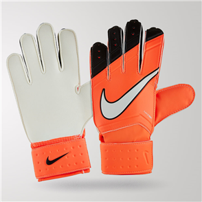 Nike Match GK Gloves – Orange/Black