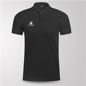Kelme Campo Polo Shirt – Black