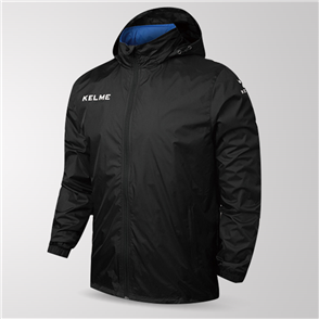 Kelme Clima Wind & Rain Jacket – Black