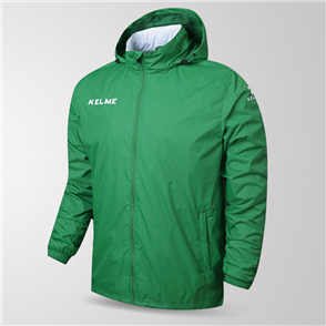 Kelme Clima Wind & Rain Jacket – Green