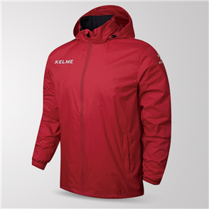 Kelme Clima Wind & Rain Jacket – Red