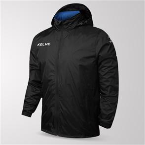 Kelme Junior Clima Wind & Rain Jacket – Black