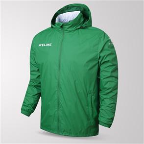 Kelme Junior Clima Wind & Rain Jacket – Green