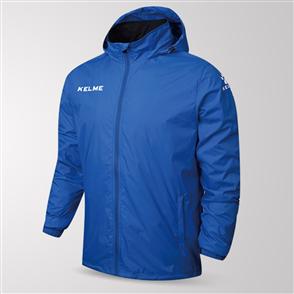 Kelme Junior Clima Wind & Rain Jacket – Blue