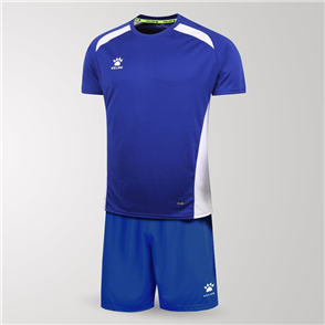 Kelme Academia Jersey & Short Set – Blue/White
