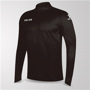 Kelme Elemento Pullover Training Top – Black
