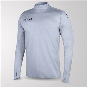 Kelme Elemento Pullover Training Top – Grey