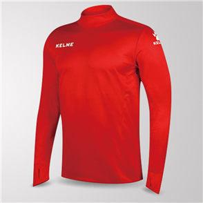 Kelme Elemento Pullover Training Top – Red