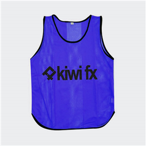 Kiwi FX Training Bib – Blue