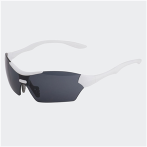 Le Tissier Youth Milano Sport Sunglasses – White