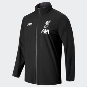 New Balance 2019-20 Liverpool Base Storm Jacket – Grey