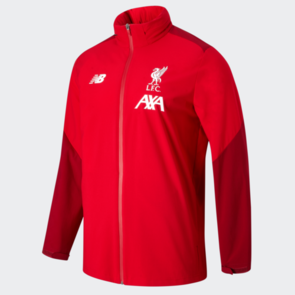 New Balance 2019-20 Liverpool Base Storm Jacket – Red