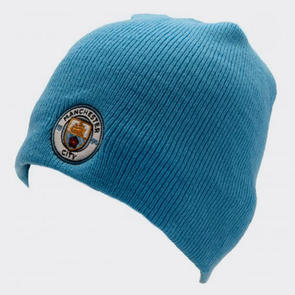 Manchester City Knitted Hat
