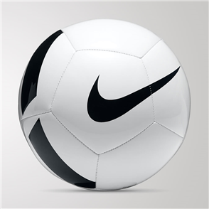 Nike Pitch Team Ball – White