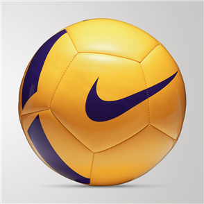 Nike Pitch Team Ball – Yellow