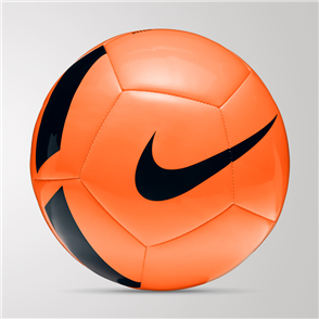 Nike Pitch Team Ball – Orange
