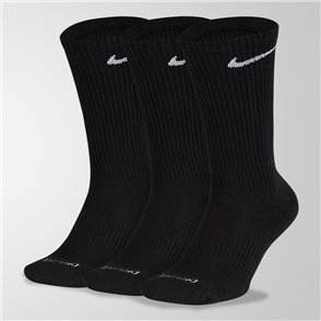 Nike Perfect Cushion Crew Training Sock (3 Pack)