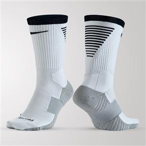 Nike Dry Squad Crew Sock – White
