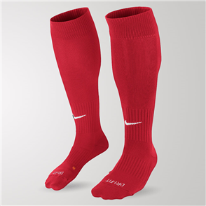 Nike Classic II Cushion OTC Sock – Red